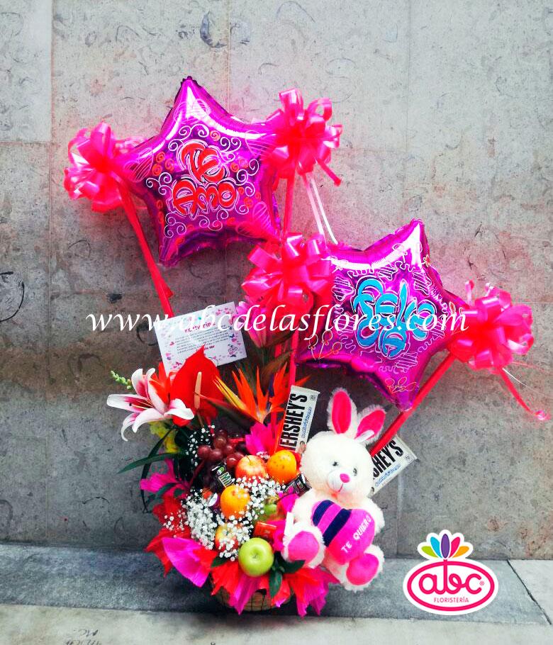 Floristeria Abcdelasflores Arreglos Con Flores De Alta